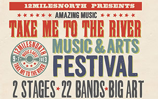Take Me to the River Music & Arts Festival