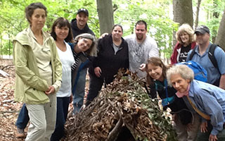 Teatown Lake Reservation Wilderness Survival Skills