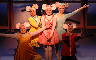 Angelina Ballerina at Tarrytown Music Hall