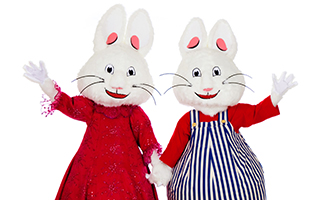Max & Ruby in the Nutcracker at Tarrytown Music Hall