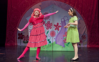 Pinkalicious at Tarrytown Music Hall