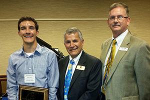 Mark Moretto - Intel Semi-finalist