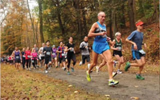 Rockys 5K Run at Rockefeller State Park