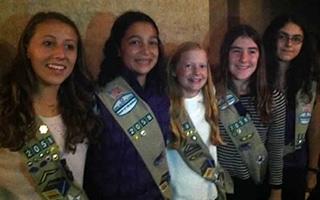 Girl Scout Senior Troop 2058