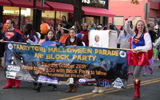 Tarrytown Halloween Parade 2013