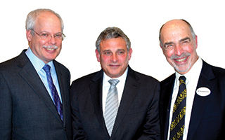 Drs.  Faltz, Raniolo and Merav