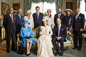 Britian's royal family