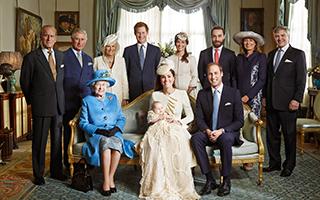 Britian's royal family