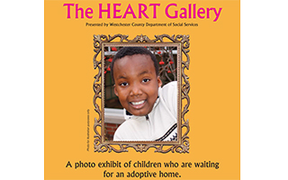 Heart Gallery at Greenburgh Library