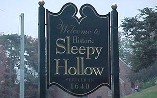 sleepy hollow village