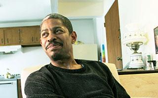 Curtis Ross, Navy veteran