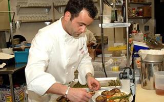 Chef Giuseppe Fanelli