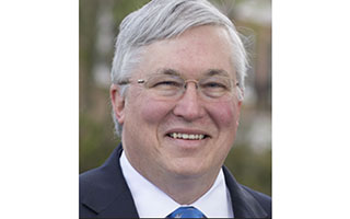 Timothy L. Hall, President of Mercy College