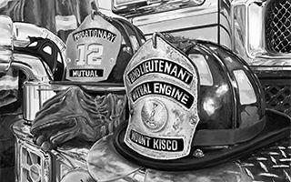 Rich Alexander - Firefighter Helmets
