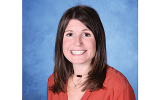 Joyce Chapnick, Irvington Middle School Principal