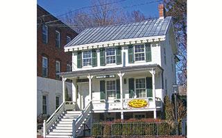 McVickar House, Irvington, NY Photo by Daniel Case.