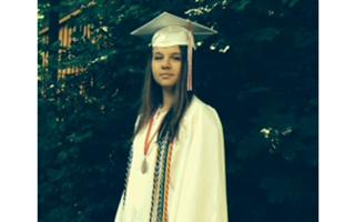 Katherine Thayer - GE Star Scholarship Winner