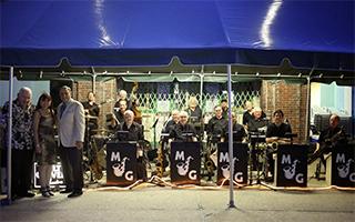 Milt Gerver Orchestra at Rye Playland