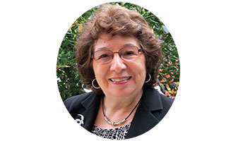 Reverend Carole Johannsen