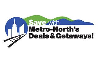 Getaway Deals from Metro North