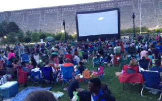 Lippolis Electric Screenings Under the Stars Kensico Dam