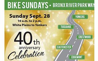 Bicycle Sundays 40th Celebration