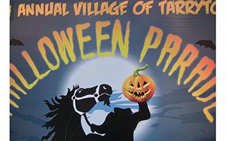 Tarrytown Halloween Parade 2014