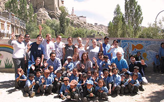 group photo global dental relief