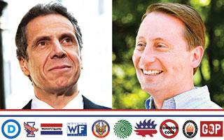 New York Governor Race