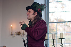 A Christmas Carol at Old Dutch Church