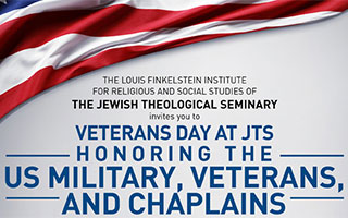 Veterans Day at JTS Honoring the Military