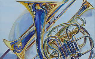 Hudson Chorale Glorious Colors of Chorus & Brass