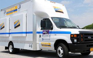 Metrocard Mobile Van