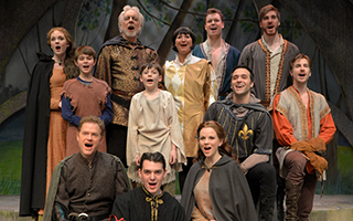 Cast of Camelot