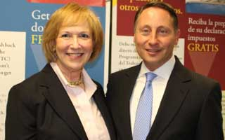 United Way President and Westchester County Executive
