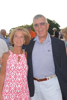 Melissa Melvin and Bill Melvin of Briarcliff