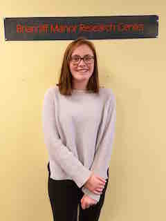 "Briarcliff High School junior Madison Hennessy's article ""Photobiomodulation and the brain; a new paradigm"" is to be published in the Jan. 2017 issue of the Journal of Optics."