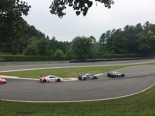 Left to right: Audi, Acura and Lamborghini.