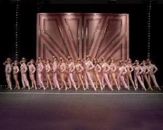 The Cast of A Chorus Line. Photo by John Vecchiolla