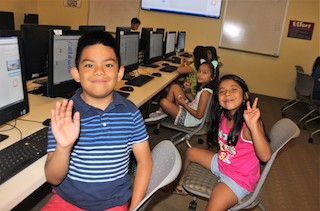 Ossining students had fun in coding class at the Summer Innovation Academy.
