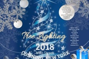 Ossining Tree Lighting
