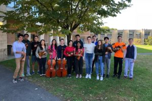 Irvington High School 2018 Area All-State Festival