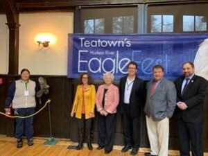 Local Officials Join Teatown for Announcement of 15th Annual