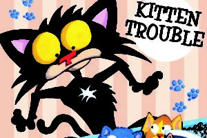 Bad Kitty Kitten Trouble Nick Bruel