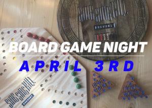 Board Game Night! Sing Sing Kills Brewery