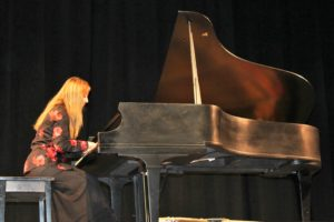 Pianist Katya Grivena Sleepy Hollow Middle School