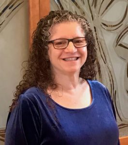 Margot E.B. Goldberg, Cantor, Temple Beth Abraham, Tarrytown