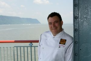 Chef Peter Kelly Headlines Phelps Food, Wine & Beer Fest Event