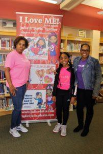Author Julia Davis PocanticoHills School.