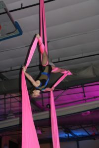 Westchester Circus Arts performs at Shames JCC 90th Gala